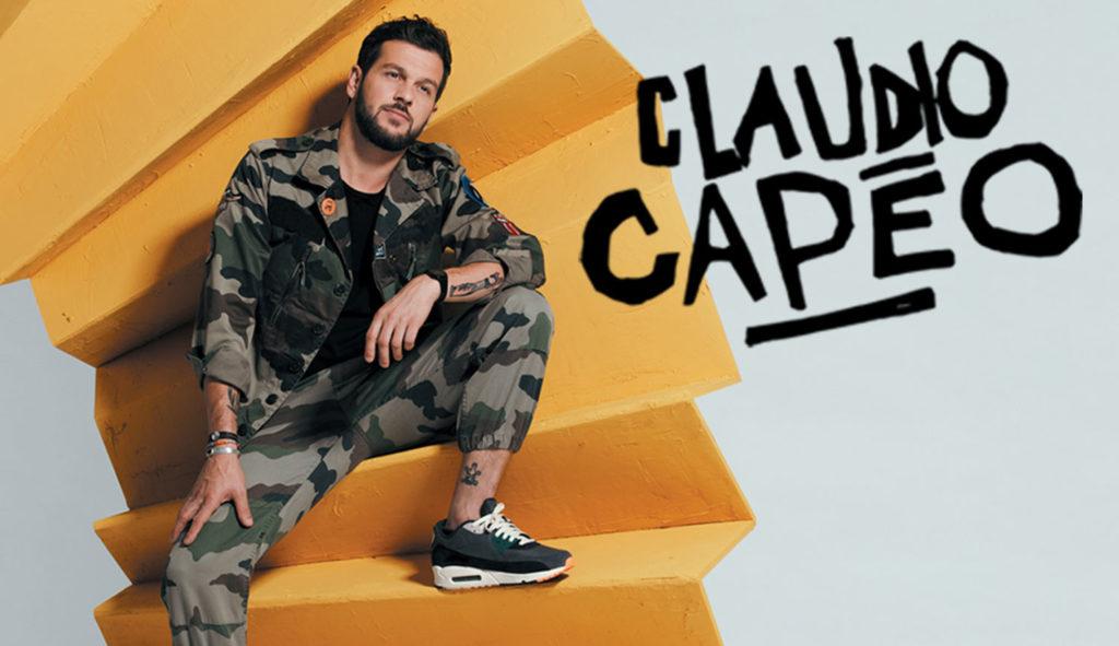 Les Bons Plans à Bordeaux vous offrent vos places pour le concert de Claudio Capeo à l'Arkea Aréna