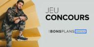 Les Bons Plans à Bordeaux vous offrent vos places pour le concert de Claudio Capeo à l'Arkea Aréna - home