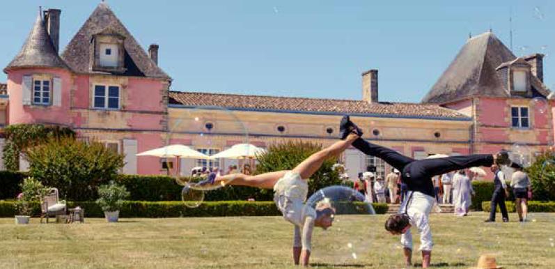 Les Bons Plans Bordeaux vous présentent les Portes Ouvertes des Châteaux en Médoc des 4 et 5 avril 2020 - Château Loudenne
