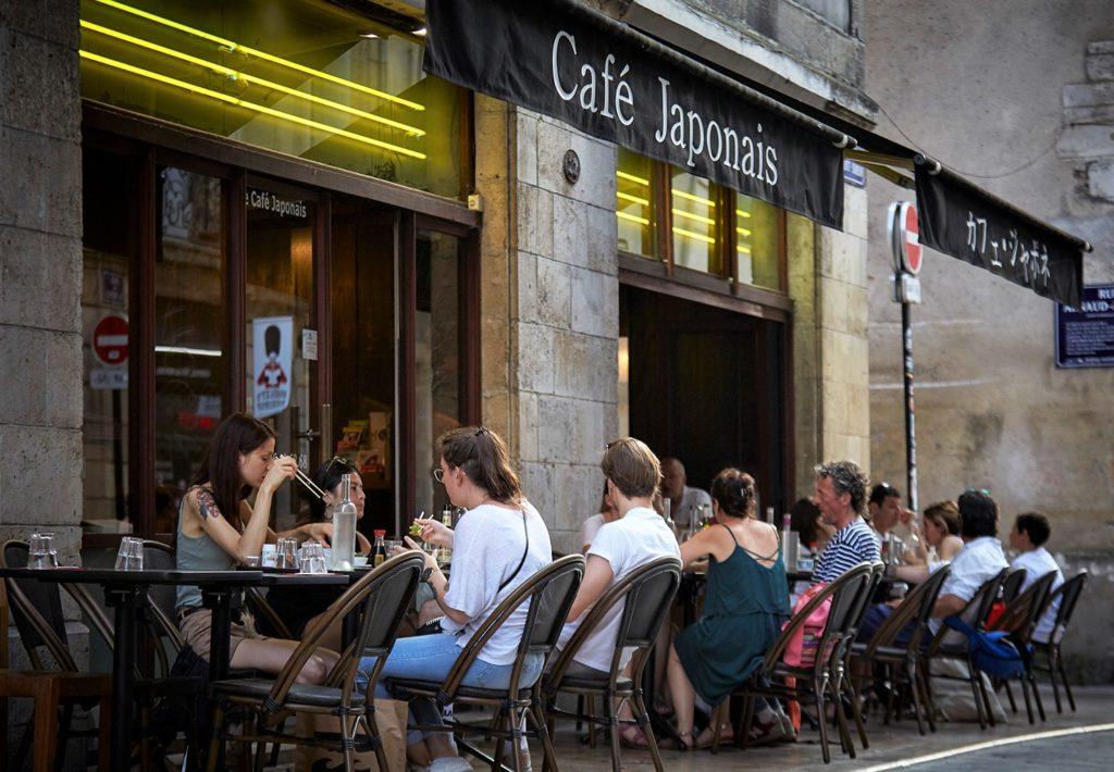 Les bons plans à Bordeaux présentent : La réouverture du Café Japonais le mercredi 13 mai !