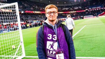 """Les Bons Plans à Bordeaux présentent : L'interview rapido """"Mon Bordeaux"""" de Thomas Lalande, journaliste reporter d'images pour RMC Sport"""