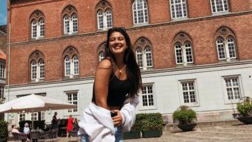 """Retrouvez aujourd'hui l'interview rapido """"Mon Bordeaux"""" avec Ana Fao, étudiante en sport management à AMOS Bordeaux !"""