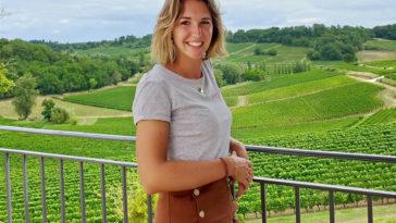"""Retrouvez aujourd'hui l'interview rapido """"Mon Bordeaux"""" avec Aline Loy, Guide Oenotouristique et Chargée de Communication chez Rustic Vines Tours"""