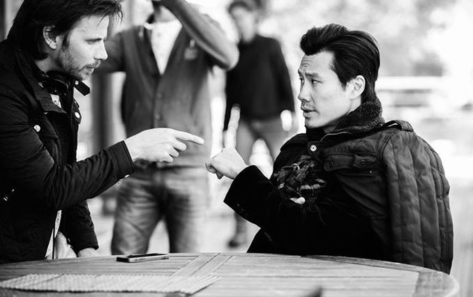 """Place aujourd'hui à l'interview rapido """"Mon Bordeaux"""" avec Loic Pottier, directeur et coach d'HOBO CINÉ : la 1ère école d'acteur de cinéma à Bordeaux !"""