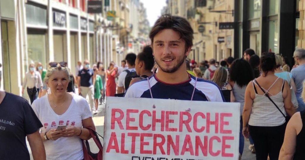 """Découvrez aujourd'hui l'interview rapido """"Mon Bordeaux"""" avec Paul de Bonnechose, étudiant à AMOS Bordeaux."""