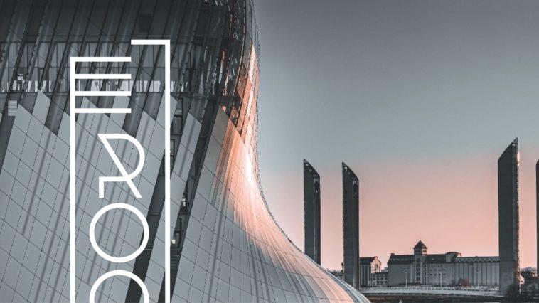 Au 8ème étage d'un bâtiment quai de Bacalan, une vue à 360° sur Bordeaux !