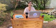 """Retrouvez aujourd'hui l'interview rapido """"Mon Bordeaux"""" avec Mary-Audrey Renard, Consultante en marketing stratégique chez La Fox Compagnie"""