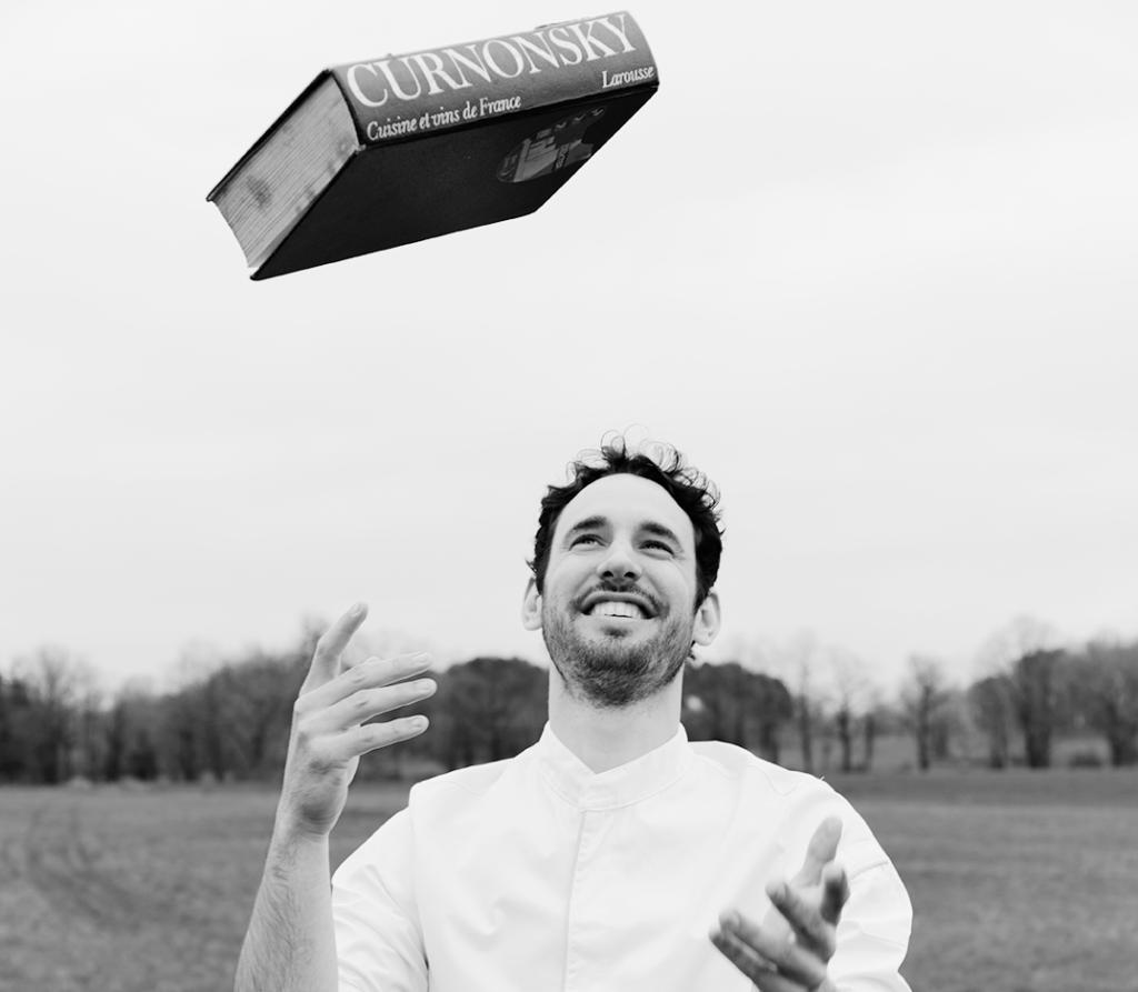 Interview rapido mon Bordeaux avec Maxime Roussarie, Chef cuisinier avant tout et chef d'entreprise