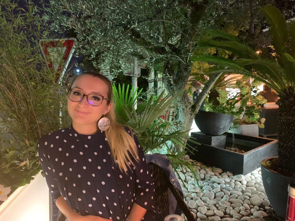 Découvrez aujourd'hui l'interview rapido mon Bordeaux avec Gwennaelle, étudiante à Talence