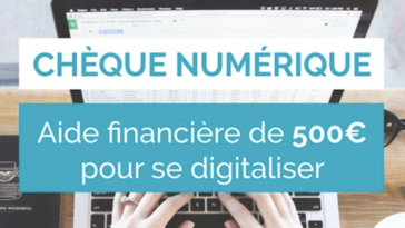 Les Bons Plans Bordeaux : aide chèque numérique.