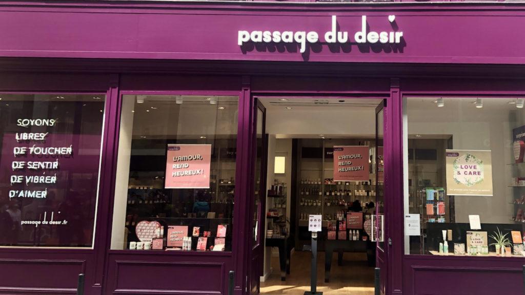 Les Bons Plans Bordeaux : Le Lovestore Passage du Désir pose ses valises rue Sainte Catherine