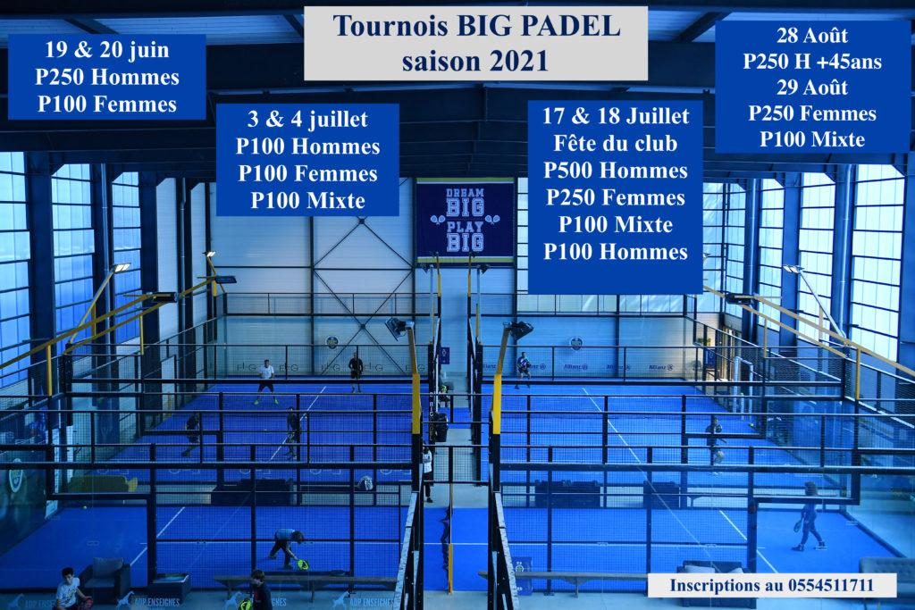 Bons Plans Bordeaux : C'est l'heure de retrouver nos amis de Big Padel. Après 8 mois de fermeture forcée, le club réouvre sa salle le mercredi 9 juin à 9h.